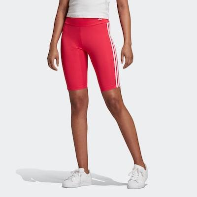 ADIDAS ORIGINALS Leggings i lyserød / hvid, Modelvisning