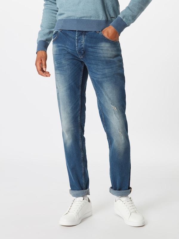Bleu joy 2 Jean solid Stretch' 'slim En Denim 5AjL43Rq