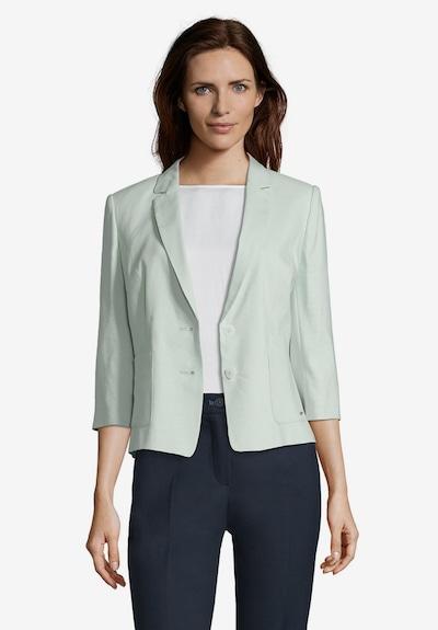 Betty & Co Sommerblazer mit aufgesetzten Taschen in mint, Modelansicht