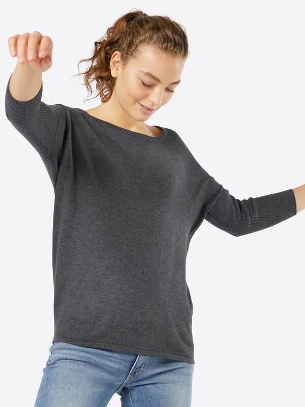 Tropez 'knit' over Gris Saint En Foncé Pull vN0mn8w