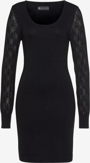 LAURA SCOTT Strickkleid »LAURA SCOTT« in schwarz, Produktansicht