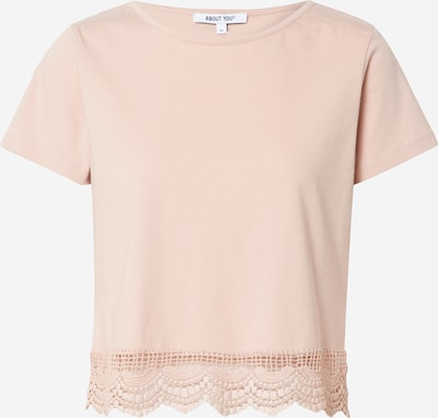 ABOUT YOU Shirt 'Suki' in de kleur Nude / Rosa, Productweergave