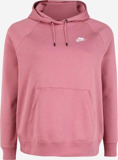 Bluză de molton Nike Sportswear pe fruct de pădure: Privire frontală