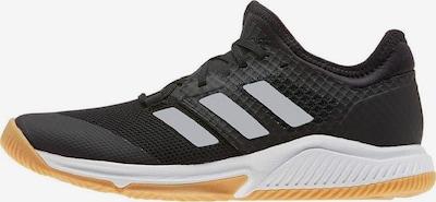 ADIDAS PERFORMANCE Sportschuh ' Court Team Bounce ' in schwarz / weiß, Produktansicht