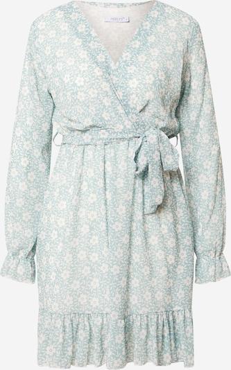 Hailys Obleka 'Lina' | žad / bela barva, Prikaz izdelka