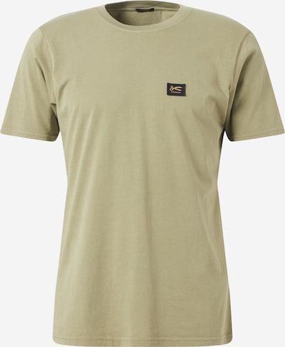 DENHAM Shirt 'DENHAM APPLIQUE' in de kleur Kaki, Productweergave