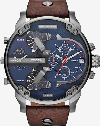 DIESEL Uhr in braun, Produktansicht