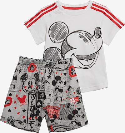 ADIDAS PERFORMANCE Set 'Mickey Mouse' in de kleur Grijs / Rood / Zwart / Wit, Productweergave