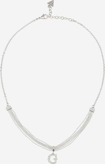 GUESS Łańcuszek w kolorze srebrnym, Podgląd produktu