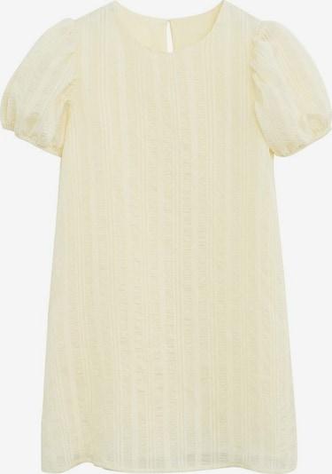 MANGO KIDS Kleid 'Belen' in gelb, Produktansicht