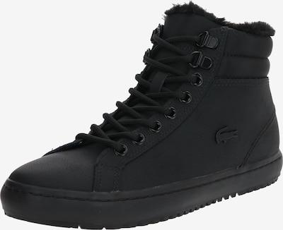 LACOSTE Sneakers hoog 'STRAIGHT SET THERMO 419 1 CFA' in de kleur Zwart, Productweergave
