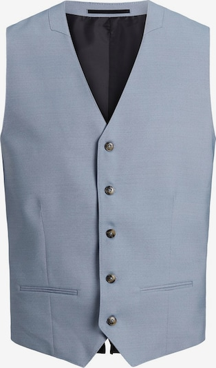 JACK & JONES Gilet de costume en opal / noir, Vue avec produit