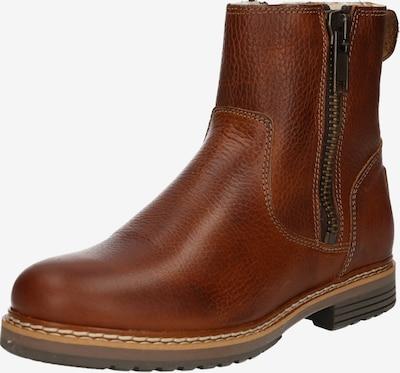 BULLBOXER Boots in cognac, Produktansicht