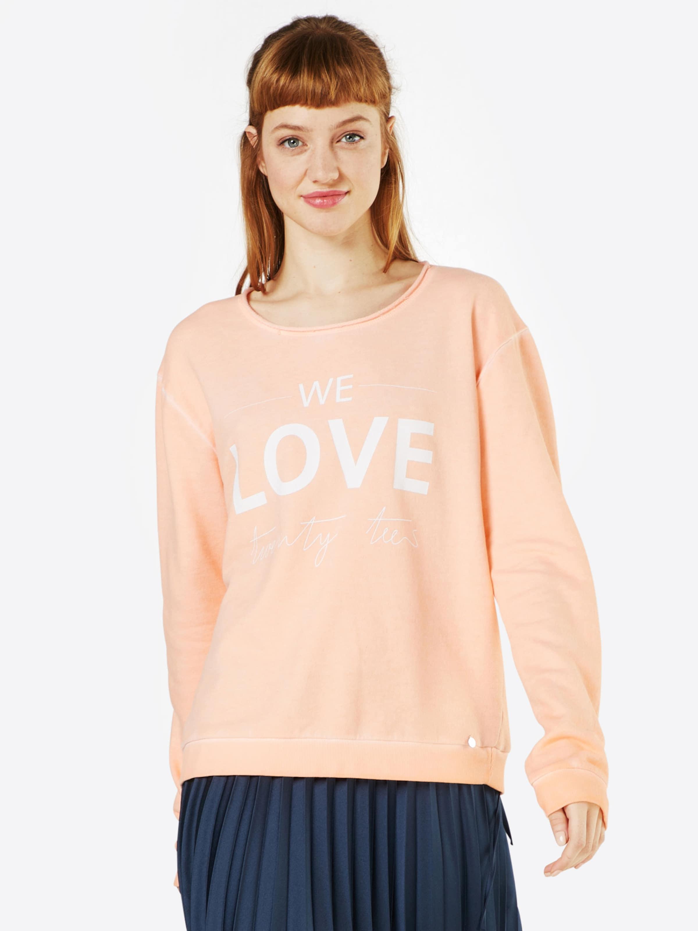 Auslass Nicekicks Günstig Kaufen Modisch twenty tees Sweatshirt 'We love' D2rNW7O1ai