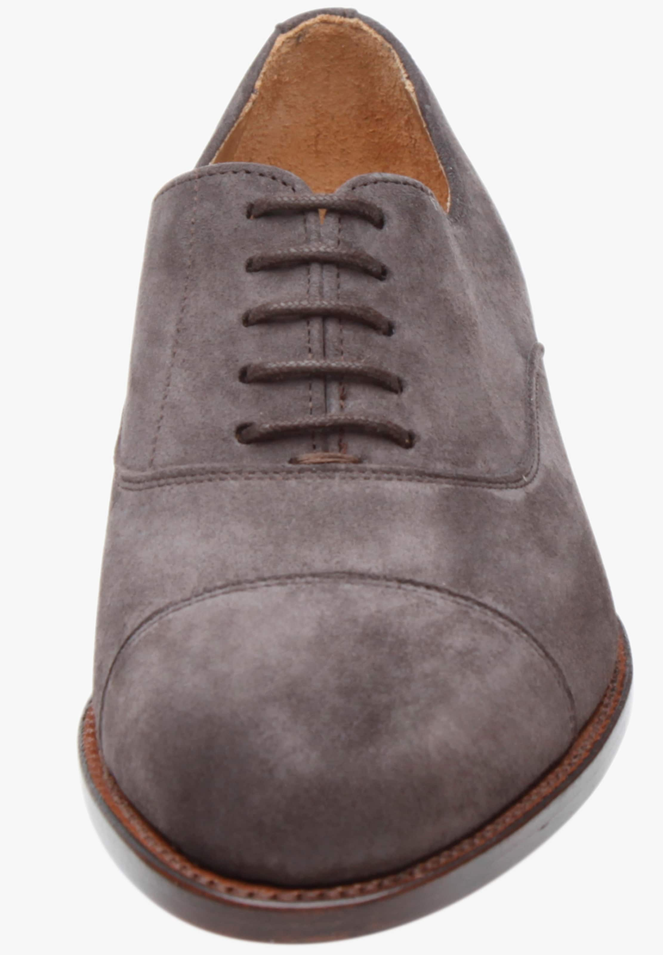 Shoepassion 'no1107' Shoepassion In Schnürschuhe Shoepassion Schnürschuhe Grau 'no1107' Grau In LARc4q53j