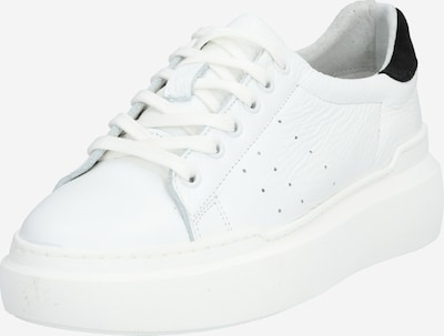ABOUT YOU Sneakers low 'Malina' in White, Item view
