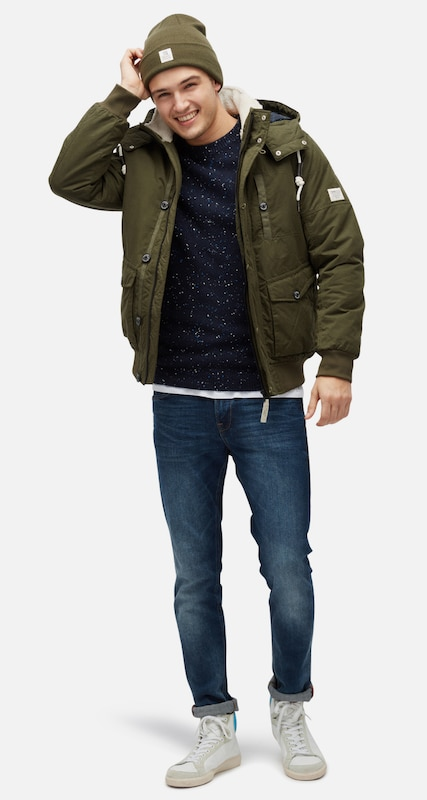 TOM TAILOR DENIM Jacket funktionaler Blouson