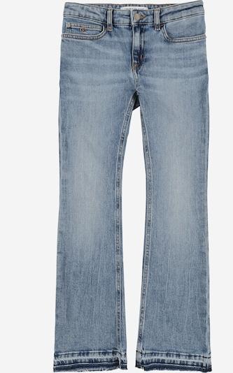 Jeans Calvin Klein pe denim negru, Vizualizare produs