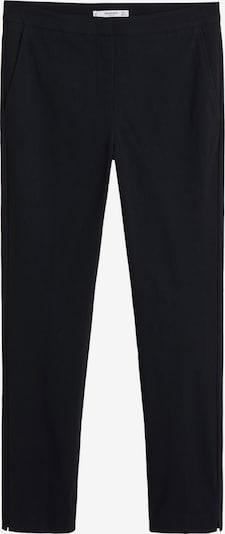 MANGO Pantalon 'Cola' en noir, Vue avec produit