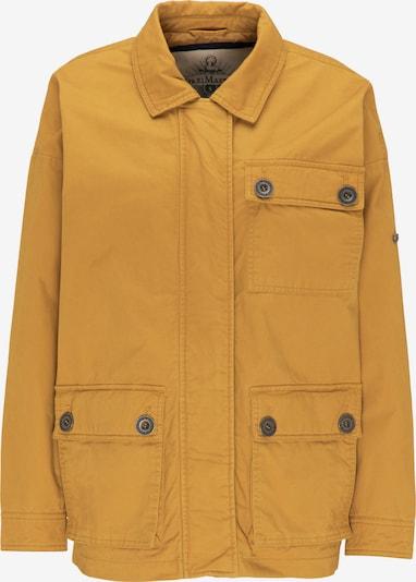 DREIMASTER Jacke in gelb, Produktansicht