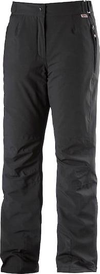 Maier Sports Vroni Skihose Damen in schwarz, Produktansicht