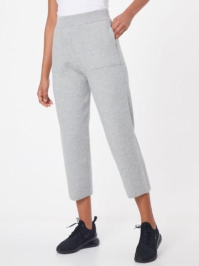 BOSS Kalhoty 'Inira' - světle šedá, Model/ka