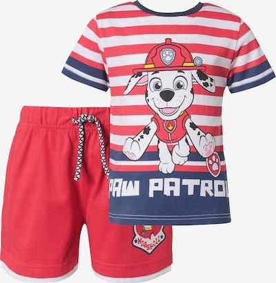 PAW Patrol Set in dunkelblau / gelb / rot / schwarz / weiß, Produktansicht
