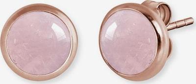 Engelsrufer Ohrstecker in rosegold / rosa, Produktansicht