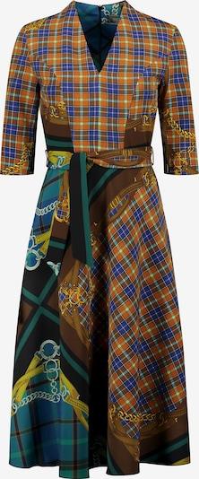 Nicowa Kleid 'OISANNA' in blau / mischfarben, Produktansicht
