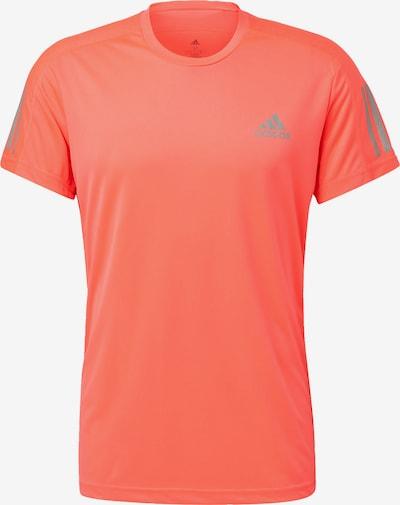 ADIDAS PERFORMANCE Shirt 'Own the Run' in koralle, Produktansicht