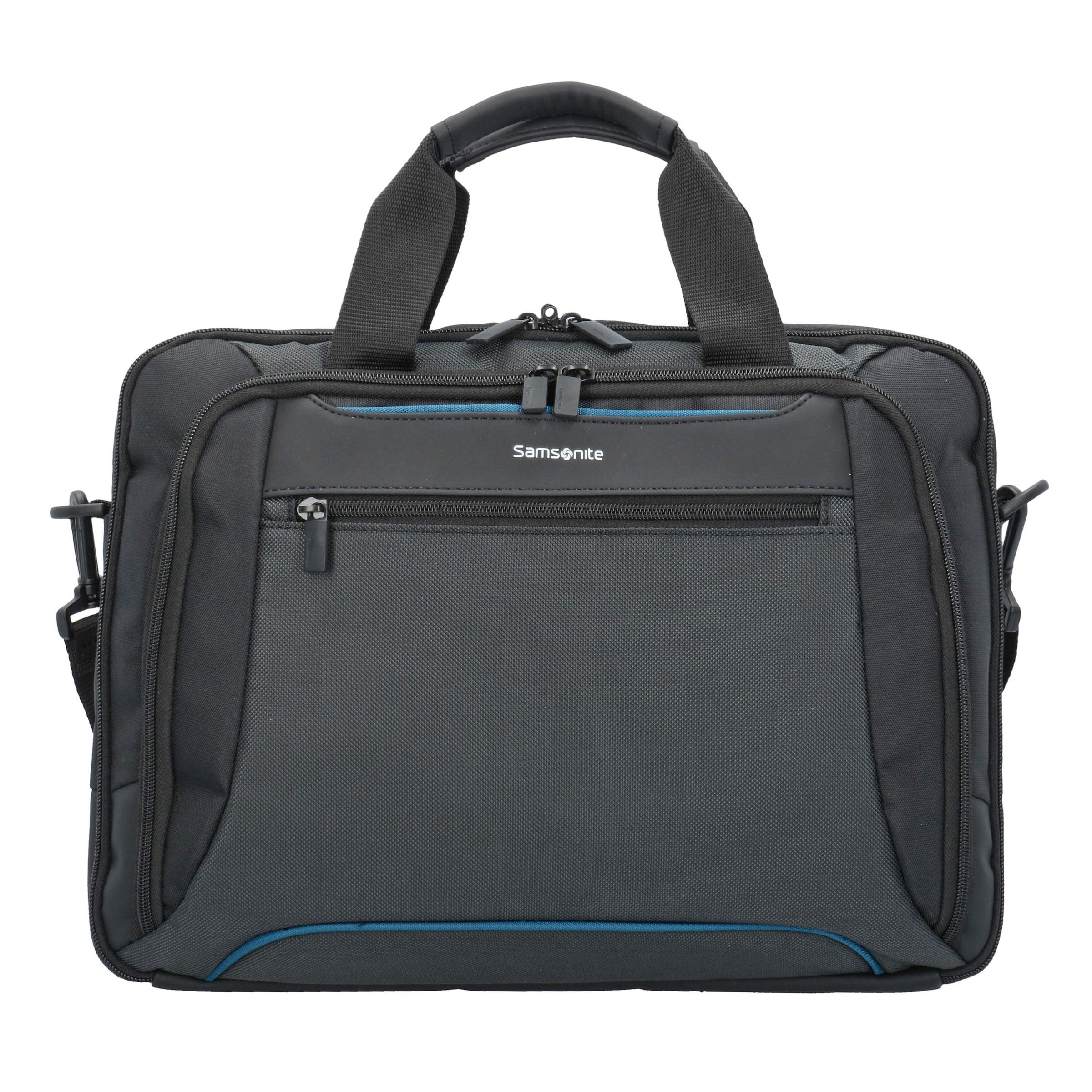 Samsonite 'kleur' Laptoptasche In GrauOrange Schwarz UMVpGSzq
