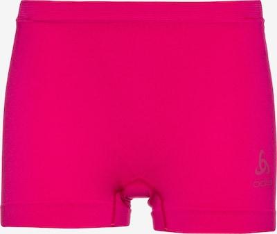 ODLO Panty 'Performance Light' in pink, Produktansicht
