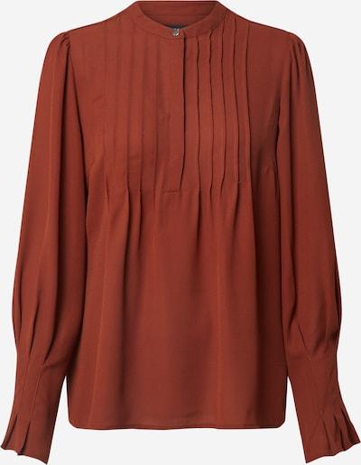 SELECTED FEMME Bluse 'Flivia' in rostrot, Produktansicht
