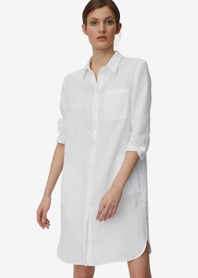 Marc O'Polo Kleid in weiß, Modelansicht