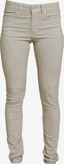 ECHTE Hose in schwarz / weiß, Produktansicht