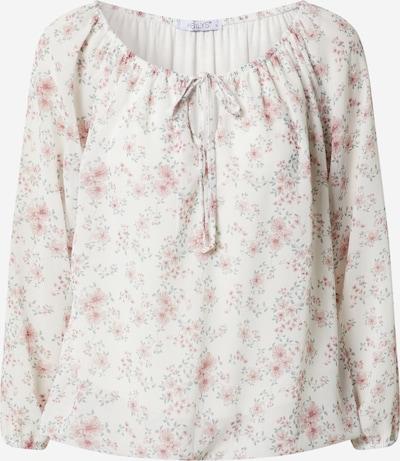 Hailys Blusenshirt 'Cara' in mischfarben / weiß, Produktansicht