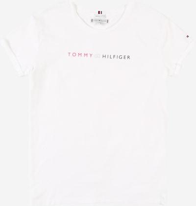 TOMMY HILFIGER T-Shirt in weiß, Produktansicht