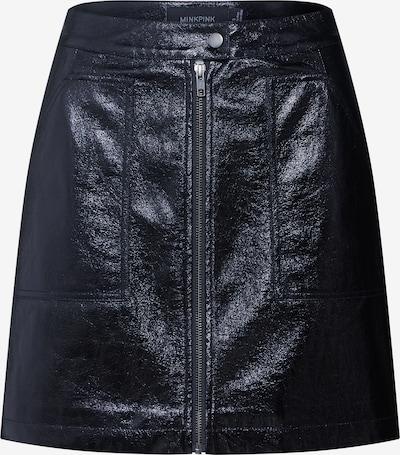 MINKPINK Rok 'COYOTE MINI SKIRT' in de kleur Zwart, Productweergave