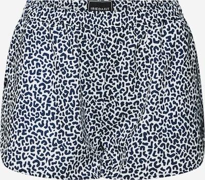 Iriedaily Plavecké šortky 'Funky Boardshort' - černá / bílá, Produkt