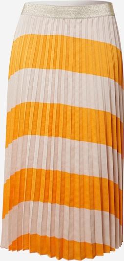 COMMA Rock in gold / orange / offwhite, Produktansicht
