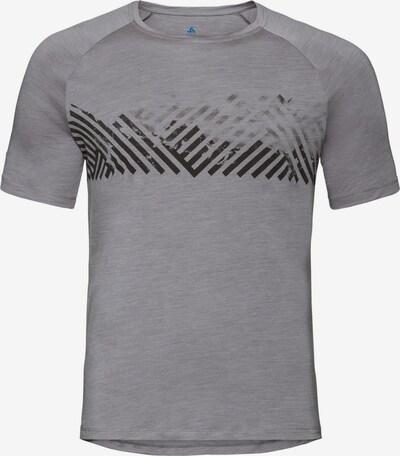 ODLO T-Shirt in grau, Produktansicht