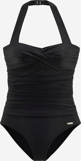 LASCANA Strój kąpielowy modelujący sylwetkę w kolorze czarnym, Podgląd produktu