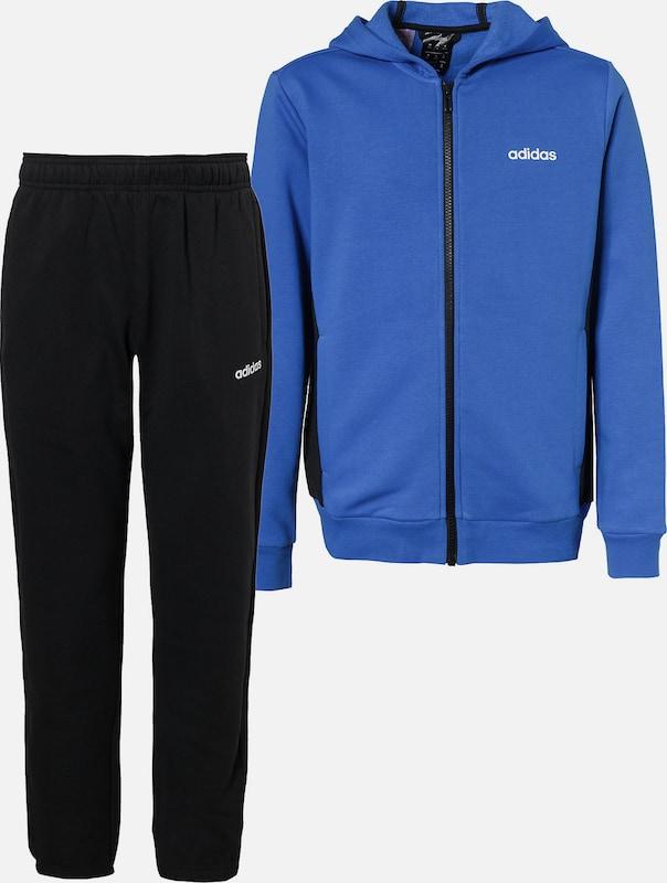 new arrive best supplier online here ADIDAS PERFORMANCE Trainingsanzug 'OSR YA TR CO TS' in blau ...