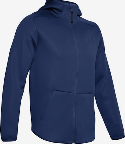 UNDER ARMOUR Sweatjacke 'Move' in marine, Produktansicht