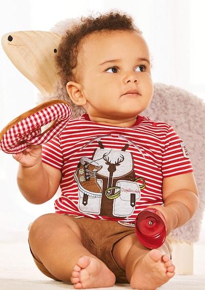 BONDI Shirt 'Bondi' in rot: Frontalansicht
