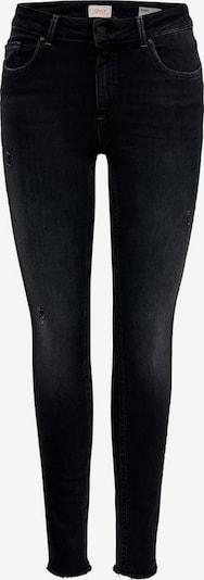 ONLY Jeans 'BLUSH' in black denim: Frontalansicht