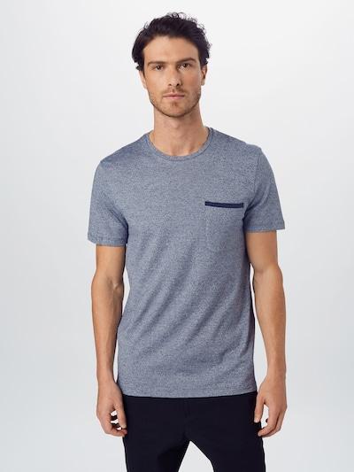 SELECTED HOMME Shirt in de kleur Grijs gemêleerd: Vooraanzicht