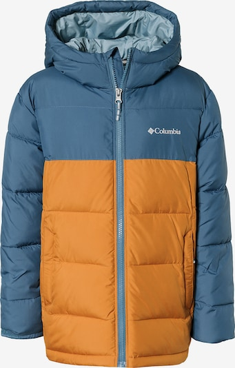 COLUMBIA Winterjacke 'Pike Lake' in rauchblau / orange, Produktansicht