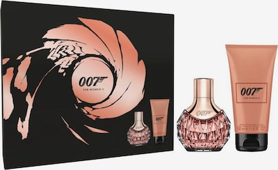 James Bond 007 Geschenk-Set 'Women II' in altrosa / schwarz, Produktansicht