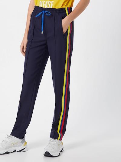 DRYKORN Pantalon 'BLANKED_2' in de kleur Navy: Vooraanzicht